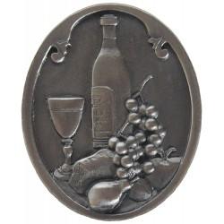 Notting Hill NHK-140 Best Cellar (Wine) Knob 1-1/4 w x 1-1/2 h