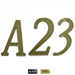 """Cal-Royal PN20 Die Cast House Number 0-9 or A-F 4"""""""