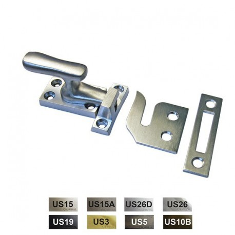 Cal-Royal SBCF Window Casement Fasteners Solid Brass