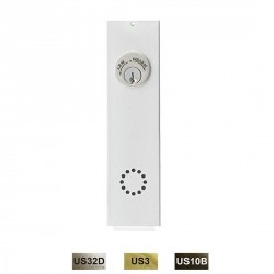 "Cal-Royal 36ALARM98 Replacement Alarm Kit for 36"" 9800 Series Alarm-Ready Rim Exit"