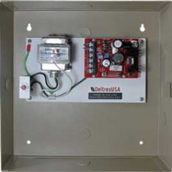 Deltrex 550 Series Power Supplies for Security Door