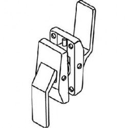 Trimco 1581A Push/Pull Latchset