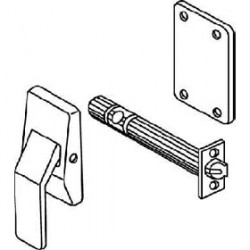 Trimco 1591A Reverse Push or Pull Latchset