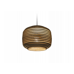 Graypants GP-112 Ausi Pendant Natural Scraplights