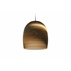 Graypants GP-121 Bell Pendant Natural Scraplights