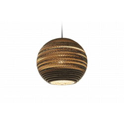Graypants GP-161 Moon Pendant Natural Scraplights