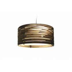 Graypants GP-151 Drum Pendant Natural Scraplights