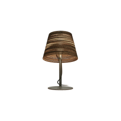 Graypants GP-132 Tilt Table Lamp Natural Scraplights