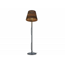 Graypants GP-133 Tilt Floor Lamp Natural Scraplights