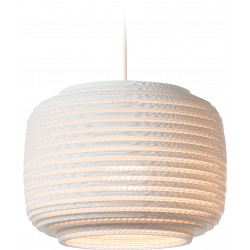 Graypants GP-1112 Ausi Pendant White Scraplights