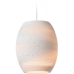 Graypants GP-1171 Oliv Pendant White Scraplights