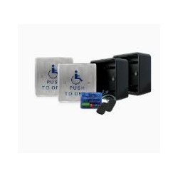 BEA PUSH PLATE 45S-433 Security Push Plate Packages