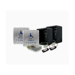 BEA PUSH PLATE 45S-900 Security Push Plate Packages