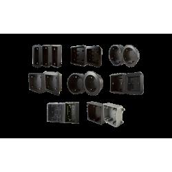 "BEA 10BOXJAMBSM 1.5"" x 4.75"" Jamb Surface Mount Box"