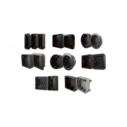 BEA Push Plate Accessories- Boxes and Brackets