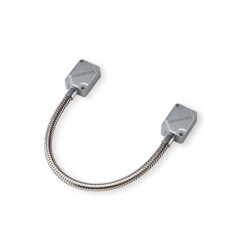 "Locknetics Medium Duty Door Cord With Aluminum End Caps 20"""