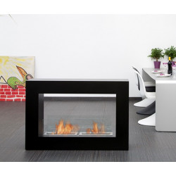 Bio-Blaze BB-Q Qube Large Fireplace