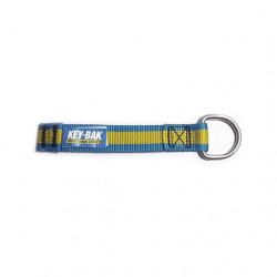 Key-Bak 0KB6-5AB42 3 lb. Tool Attachment Strap with D-Ring for Dropped Object Prevention Tool Lanyards (3-Pack)