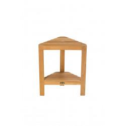 ARB Teak BEN557 Fiji Corner Footrest w/ Shelf