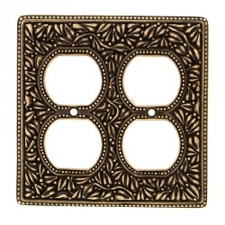 Vicenza WP7003 San Michele Tuscan Wall Plate