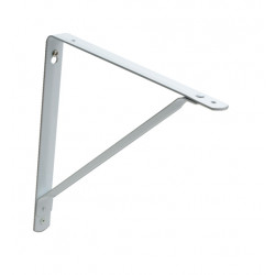 Pamex DD06-34WC Heavy Duty Fixed Shelf Bracket