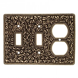 Vicenza WP7015 San Michele Tuscan Wall Plate