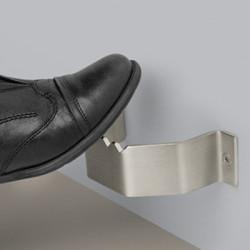 Rockwood FP1230 Foot Pull, Stainless Steel