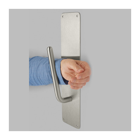 Rockwood AP1007 Arm Pull with Plate