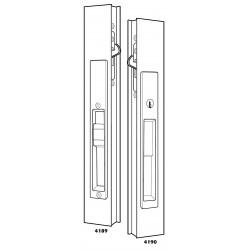 Adams Rite 4189 & 4190 Series Flush Locksets (Including Deadlock)