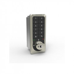 Zephyr 6215 Professional Series Electronic RFID Lock, Keypad & Card Access, Horizontal Mount