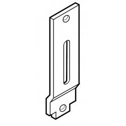 Adams Rite 91-096 Universal Mounting Tab Kits for Installing MS Locks & Latches