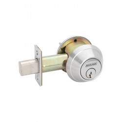 Schlage B660P Single Cylinder Grade 1 Deadbolt Lock