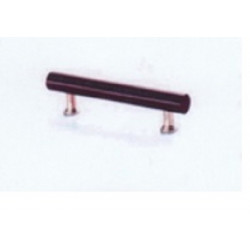 Cal Crystal Series 6 Classic Color Straight Bar Pull with Pedestals