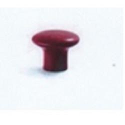 Cal Crystal Series 12 Classic Color Small Mushroom Knob