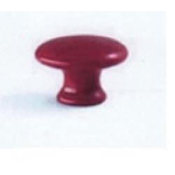 Cal Crystal Series 9 Classic Color Traditional Mushroom Knob