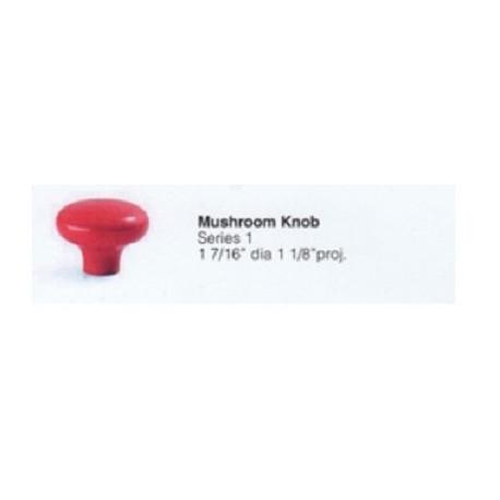 Cal Crystal Series 1 Classic Color Mushroom Knob