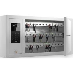 Key-Box 9400 SC Series Expandable Key Cabinets, Locking Intelligent Key Fobs