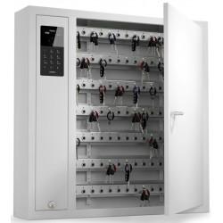 Key-Box 9500 SC Series Expandable Key Cabinets, Locking Intelligent Key Fobs(1 Cabinet)