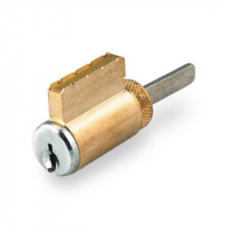GMS Knob Cylinder with SC - Schlage C Keyway