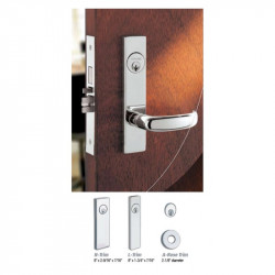 Schlage L9000 Extra Heavy Duty Mortise Lock w/ M Collection Lever