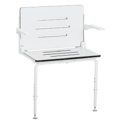 Seachrome SHAFB-240155 Silhouette Comfort Pull Shower Seats