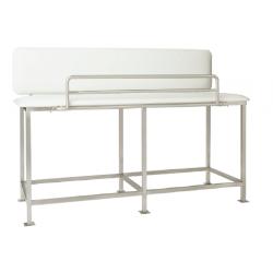 Seachrome SSDB-750280 Signature Series- Adult Changing Table, Watt-75, Finish-Stainless Steel
