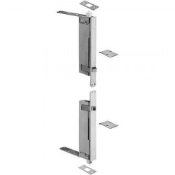 ABH Hardware 1862 Automatic Flush Bolt for Wood Door