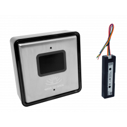 RCI 912-WBT Battery Power, Touch-Free Actuator