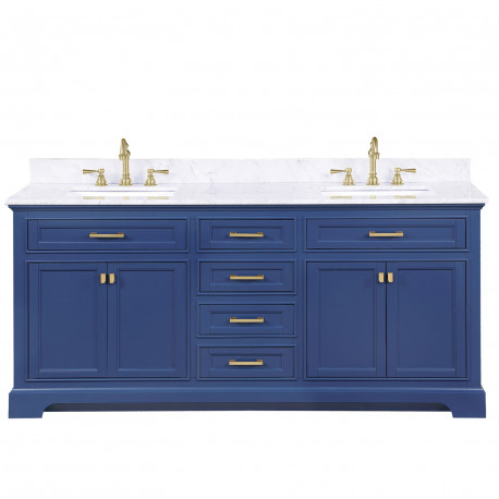 Design Element ML Milano Double Sink Vanity