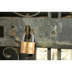 Abus 55/40 Economy Brass Padlock