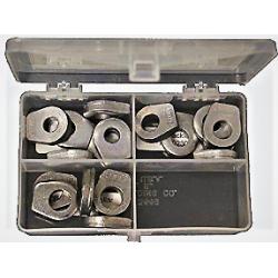 Abus 8303 Collar Kit - 3 sizes/6 each