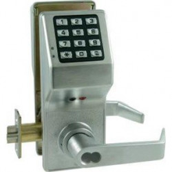 Alarm Lock DL2800IC Series Trilogy T2 Cylindrical Keyless Electronic Keypad Lock