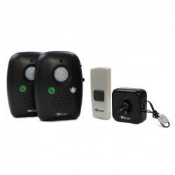 Krown Manufacturing FJ035 Wireless Door & Phone Alert Kit