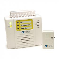 Krown Manufacturing KA300SD Visual Emergency Notification Kit